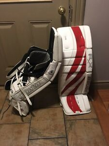 Bauer rx6 limited edition goalie pads