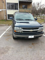 2004 Suburban 4X4 SELL OR TRADE with 3/4 Cargo Van(same-Value)
