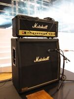 Sell/Trade, Marshall JCM 2000 DSL 100 with Marshall 1960A Cab