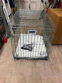 Savic Dog Crate - large