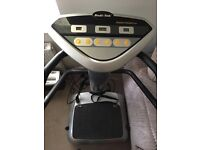 Body-tech vibrogym vibration plates home gym