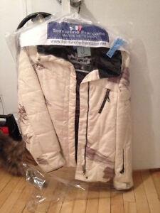 Manteau Avalanche taille small