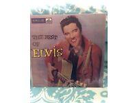 The best off Elvis original 1957 total mint