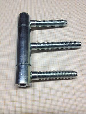 3 X Einbohrband 15mm 3tlg  Simons C1-15 WF / Anuba HE 315 GL HERKULA verzinkt