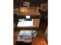 Pfaff 2.0 quilt ambition sewing machine