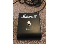 Marshall footswitch (non led)