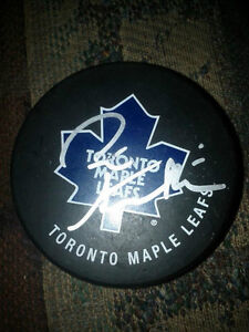 TORONTO MAPLE LEAFS AUTOGRAPHED PHOTOS AND PUCKS Edmonton Edmonton Area image 7