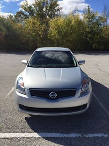 2008 NISSAN ALTIMA 2.5 S WITH 138500 KM SEFTAY &E TEST