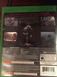Ryse son of rome xbox one Saguenay Saguenay-Lac-Saint-Jean image 2