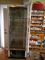 Glass Door Commercial Freezer