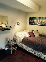 Spacious 1 Bedroom in 3Bdr summer sublet in Bloorcourt