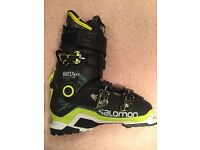 2016 Salomon quest max 110 size 27.5/U.K. 9.