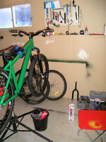 Spokes and Sprockets Bicycles service and sales.