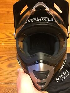 ATV / Snowmobile Fulmer Helmet - hardly used Strathcona County Edmonton Area image 4