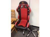 Moto GP Office chair