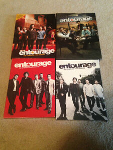 Entourage Seasons 1,2,4,5