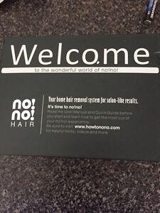 NO! NO! Hair removal system: Hair pro 5 Kitchener / Waterloo Kitchener Area image 8