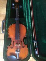 4/4 Violin Barley Used