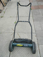 PUSH LAWN MOWER FROM ESTATE