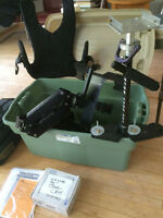 Glidecam X-10 Dual Support Arm Stabilizer Vest System $1200 obo