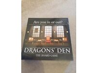 Dragons den board game