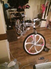 New Rockefeller bike