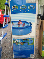 Intex pool package deal