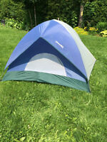 large tent: enough for 2 people and then some