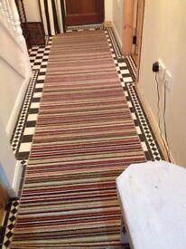 Striped Hall Runner - Can Deliver