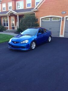 2005 rsx/premium leather 5 speed