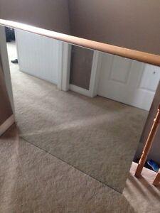 "Large Mirror----35.5""x36"""