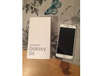 Samsung galaxy S6 32GB unlocked for sale in good condition