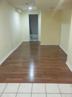 One Bedroom Basement Apartment for rent