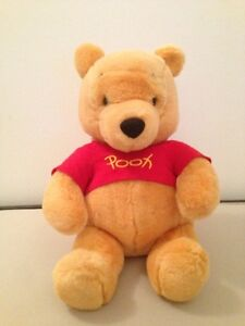 Winnie The Pooh - 'Rumbly In My Tumbly' - Talks - New Condition