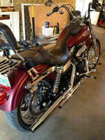 Trade HD Street Bob for Camping Trailer