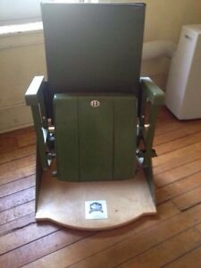 Maple Leaf Gardens seat for sale