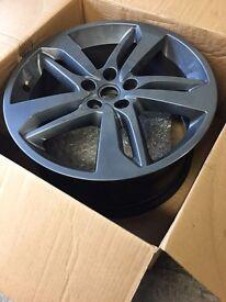 275/40/20 alloy wheel 5 x120 PCD