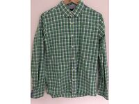 Tommy Hilfiger Boys Green Check Shirt (16 Years)