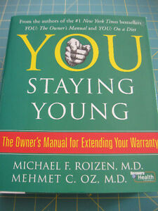 Three hard cover Dr. Oz books Prince George British Columbia image 6