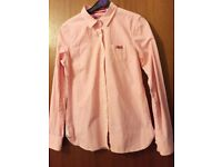 Brand new Superdry pink shirt