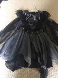 Girls Halloween Dress/Costume aged 11-12years