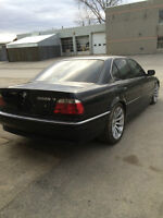 1997 BMW 7-Series Sport Berline
