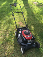 Craftsman Self Propelled Lawnmower, 5HP Honda Engine