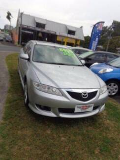 2004 Mazda 6 Luxury Sedan Surfers Paradise Gold Coast City Preview