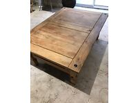 Coffee table rustic , large