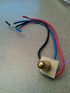 interrupteur rotatif 3 voies 00582 OR