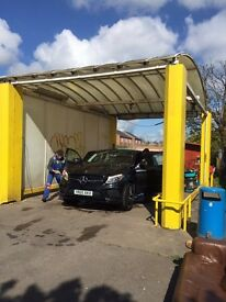 Hand car wash for sale £28k