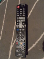 remote controls for LCD , LED , PLasma TV $5 each