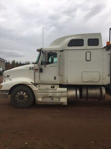 2007 intrnational Eagle 9400 heavy specs with wet line kit