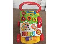 V-tec first steps baby walker